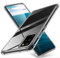 Shockproof Bumper Thin Case TPU Gel Cover for Samsung Galaxy Note 10 Lite