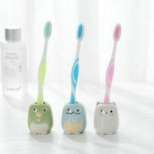 Lovely Ceramic Bathroom Toothbrush Holder Toothpick Holder Pen Holder Storage