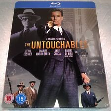 The Untouchables (2012, UK, Region Free) Play.com Exclusive Steelbook NEW