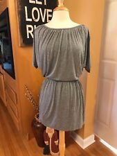 COZY FOREVER 21 Gray Mini Beach 🌊 Lounge Dress - SMALL - FREE SHIPPING