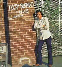 LP LUCKY BLONDO TO ELVIS FROM NASHVILLE