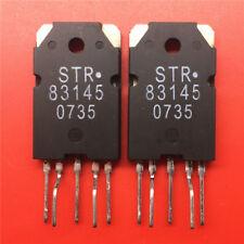 2PCS STR83145 ZIP-5 Voltage Doubler / Bridge Rectifier Automatic Switch ICs