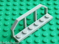 LEGO Train OldGray WAGON END 6583 / set 4564 6566 4555 7316 2126 6455 6600 6575
