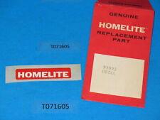 """72LGX072G 20/"""" Bar /& Chain for Homelite EZ250 XL-76  XL 100 Series   200SLHK095"""