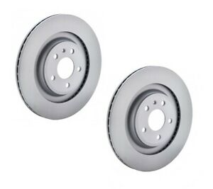 Zimmermann OE Coat Z Brake Rotor Rear Pair 150.2904.20 fits BMW 3 Series 335 ...