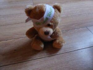 Soft Toy - Bear - Get Well