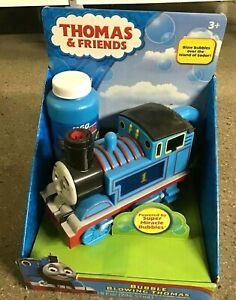 Bubble Blowing Thomas the Tank Engine & Thomas & Friends Bubble Machine Maker