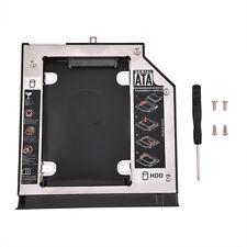 Vassoio HD SATA SSD STAFFA INTERNO CD-ROM Adattatore CADDY 9.5 mm per Lenovo ThinkPad