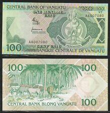 VANUATU - 100 Vatu ND (1982)  UNC  Pick 1