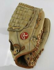 "New listing Rawlings 9380 12"" Deep Well Baseball Glove Mitt Right Handed Throw Fastback"