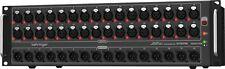 Behringer S32 Digital Snake - 32-Channel MIDAS mic preamps and 16 XLR DJ  VIP