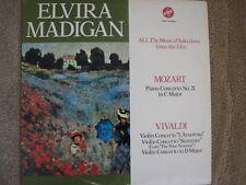 """Elvira Madigan-Mozart-Vivaldi-Musical selec-Classical-VOX-STPL 519.000-LP -12"""""""