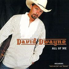 David Dwayne : All of Me CD
