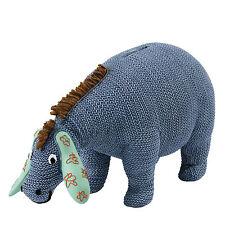 Border Fine Arts Classic Pooh - Eeyore Wobble Head Money Bank NEW  21481
