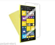 3x HQ CRYSTAL CLEAR SCREEN PROTECTOR COVER LCD GUARD FILM FOR NOKIA LUMIA 1320