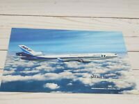 8x10 Photo Print McDonnell Douglas MD-11 House Colors Fact Sheet Vintage