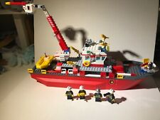 LEGO City Fire Ship 7207 Fighter Minifig Boat Float
