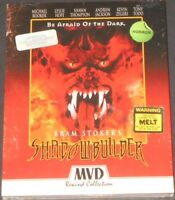BRAM STOKER'S SHADOWBUILDER usa blu-ray NEW SEALED mvd rewind collection HORROR