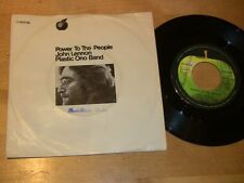 3/2 John Lennon Plastic Ono Band - Power To The People - Open your Box