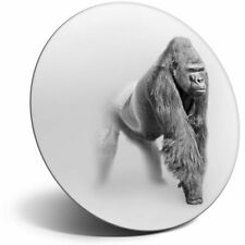 Awesome Fridge Magnet - Artistic Style Gorilla Drawing Art Cool Gift #21631