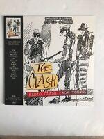 The Clash Radio Clash From Tokyo Clear VINYL LP NEW / SEALED LTD JAPAN Edn