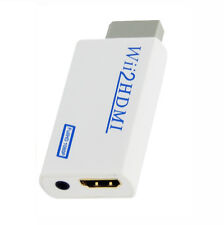 Wii2HDMI converter Adapter Wii to HDMI Audio HDMI 1080P 720P for NTSC 480i  CA