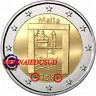 2 Euro Commémorative Malte 2018 BU Patrimoine Culturel avec Poinçon Cornucopia