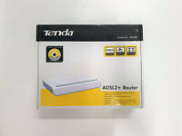 Tenda ADSL2+ Broadband Router D840R 4 Port Fast 10/100 Ethernet + ADSL Splitter