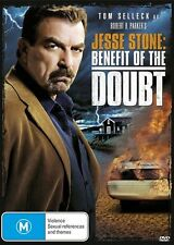 Jesse Stone - Benefit Of The Doubt (DVD, 2017) (Region 4) Aussie Release