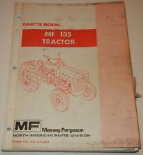 Massey Ferguson Mf135 Tractor 651199m97 Oem Factory Parts Catalog