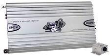 Lanzar HTG254 Heritage 1600 Watt 2 Channel Mosfet Amplifier