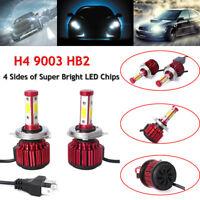 2018NEW LED H1 200W Headlight Car Conversion HID Bulb Hi Lo Beam 6000K KIT White