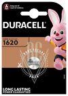 Duracell Knopfzellenbatterie 1620 CR1620 3V, 1er Pack
