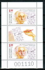 BULGARIA 2019 PEOPLE Famous Persons ALBERT EINSTEIN - sheet MNH