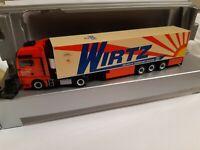 MAN TGX XXL   Spedition WIRTZ  53332 Bornheim   STS / TAPA Kühlkoffer   926485