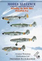 Model Alliance decals 1/72 Defending the Reich Skies Part 1 # 729028