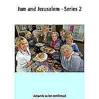 Jam And Jerusalem - Series 2 (DVD, 2009)