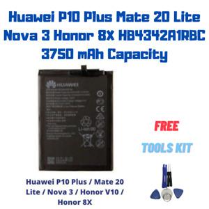 OEM Original Battery For Huawei P10 Plus Mate 20 Lite Nova 3 Honor 8 HB4342A1RBC
