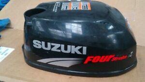 Outboard suzuki 2.5 hp 4 stroke hood