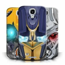 Robot Mobile Phone Fitted Cases/Skins for Samsung Galaxy S
