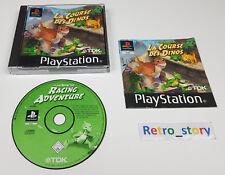 Sony Playstation PS1 La Course Des Dinos PAL