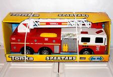 Tonka Spartans Fire Engine Diecast Truck