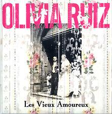 Olivia Ruiz CD Single Les Vieux Amoureux - Promo - France (EX/EX)