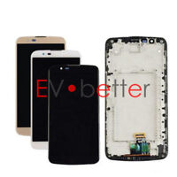 CA For LG K10 L61AL L62VL k428 k420 K425 K420N Touch Digitizer LCD Screen +Frame