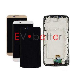 CA For LG K10 L61AL L62VL k428 k420 K425 K420N Touch Digitizer LCD Screen +Frame