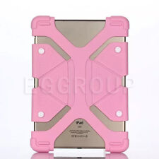 """Shockproof Adjustable Silicone Gel Protect Case Cover For 9.7""""~ 10.1"""" Tablet PC"""