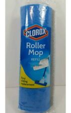 New!! Clorox Roller Mop Refill Replacement Head Antimicrobial