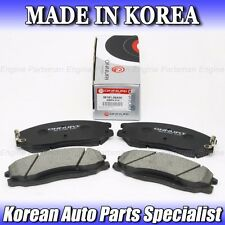 KP Front Brake Pad Set For Hyundai Santa Fe  XG300 XG350 KIA Sedona  58101-26A00