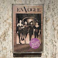 En Vogue - Funky Divas - Cassette Tape 1992 Funky R&B Soul Music