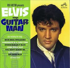 Elvis Presley GUITAR MAN - FTD 98 New / Sealed CD - NOW DELETED - LAST ONES!!